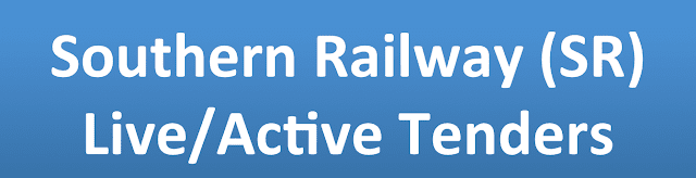Southern Railway (SR) Live/Active Tenders