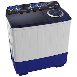 merk mesin cuci terbaik Aqua japan