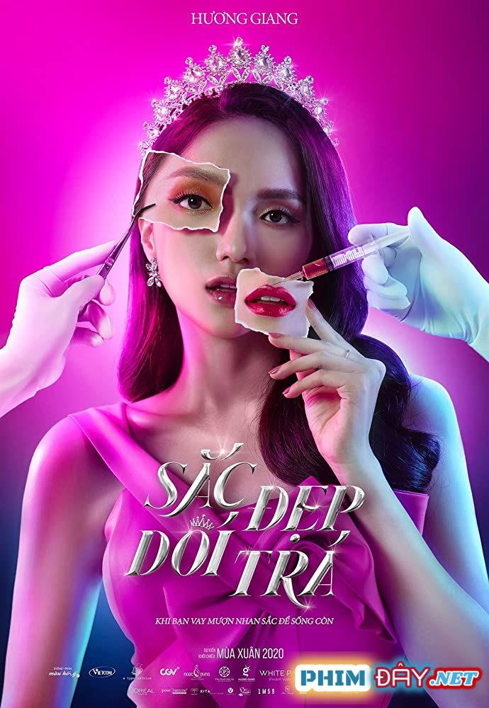 SẮC ĐẸP DỐI TRÁ - The Drama Queen / Comedy, Action (2020)