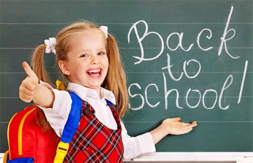 Menyiapkan Anak Kembali Sekolah Pasca Liburan