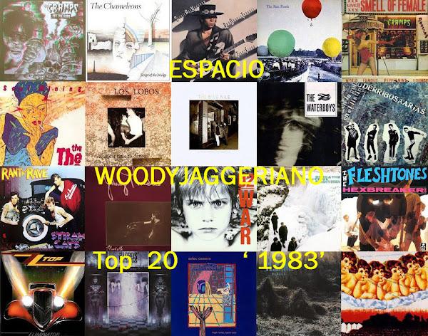 Los mejores discos de 1983