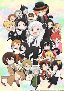 Bungou Stray Dogs Wan! Opening/Ending Mp3 [Complete]