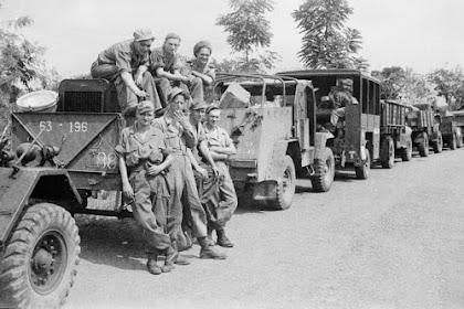 Agresi Militer Belanda I | Operatie Product | Aksi Polisionil Belanda di Sumatra