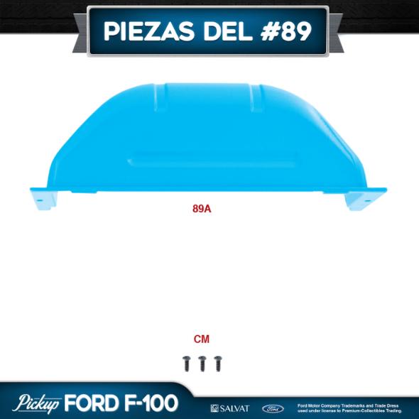 Entrega 89 Ford F-100