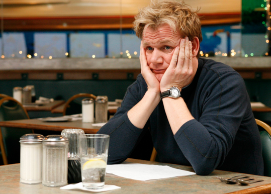Has Gordon Ramsay Ever Liked Food On Kitchen Nightmares