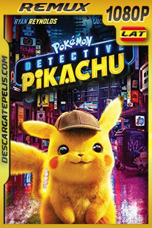 Pokémon: Detective Pikachu (2019) BDRemux 1080p Latino – Ingles