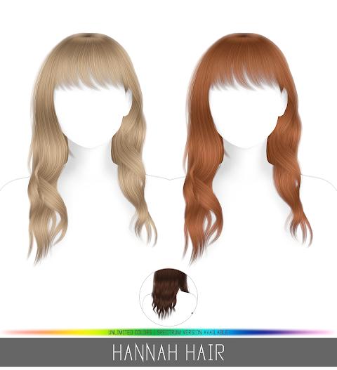 HANNAH HAIR (PATREON)