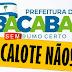 #ISAURAS: Prefeitura de Bacabal prepara calote em servidores contratados