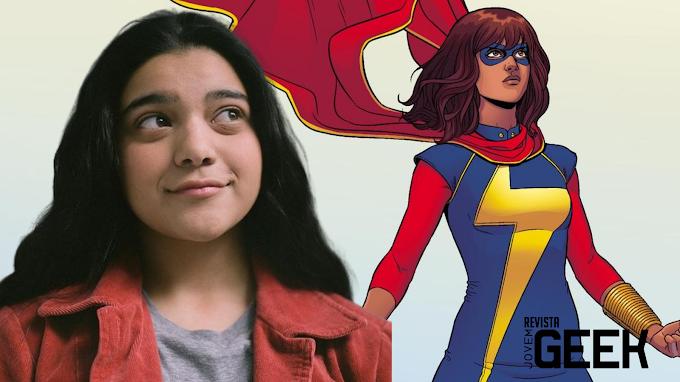 Iman Vellani será Mrs Marvel em série da Disney +