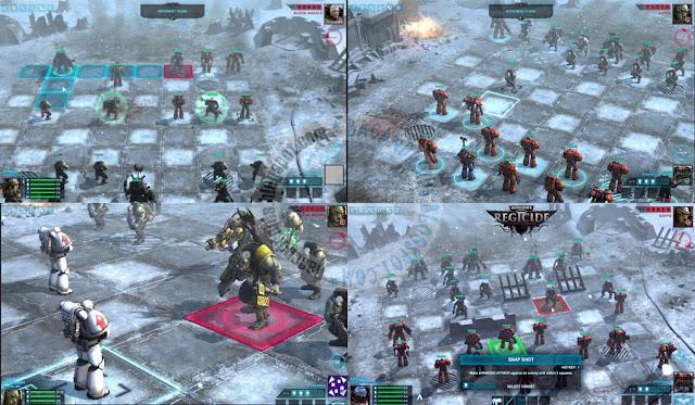 Warhammer 40000 Regicide Apk Data Full Mod terbaru