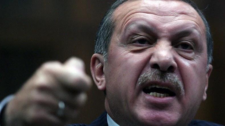 Διάταγμα – προαναγγελία εισβολής από τον Ερντογάν