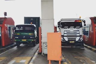 UD Trucks - Astra Infra Toll Roads Peduli Pengemudi Truck