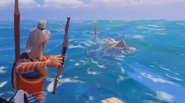 windbound pesca con arco