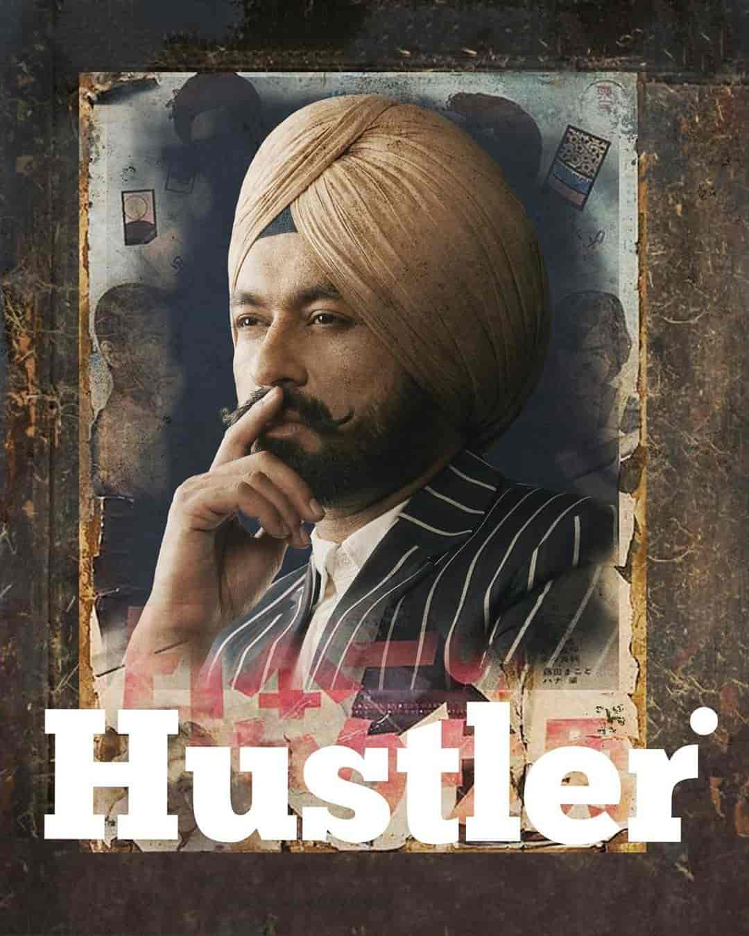 Hustler Punjabi Song Image By Tarsem Jassar