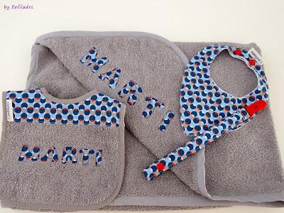 Detalls personalitzats fets a mà per nadons_Enfilades.cat
