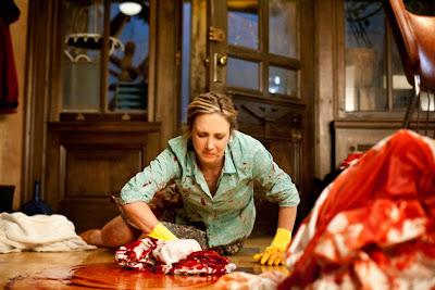 Vera Farmiga (Bates Motel) Scream Queen