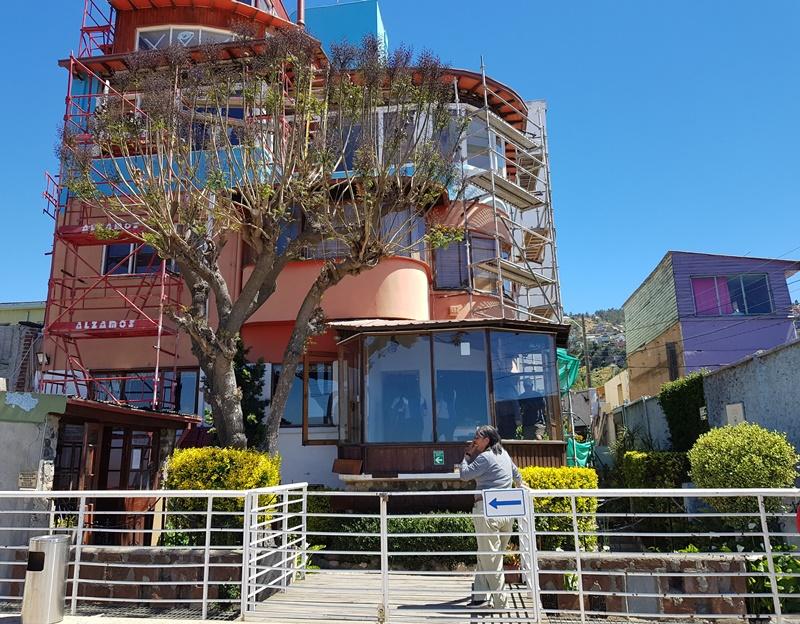 Bate a Volta de Santiago a Valparaíso e Viña del Mar