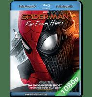 SPIDER-MAN: LEJOS DE CASA (2019) 1080P HD MKV ESPAÑOL LATINO