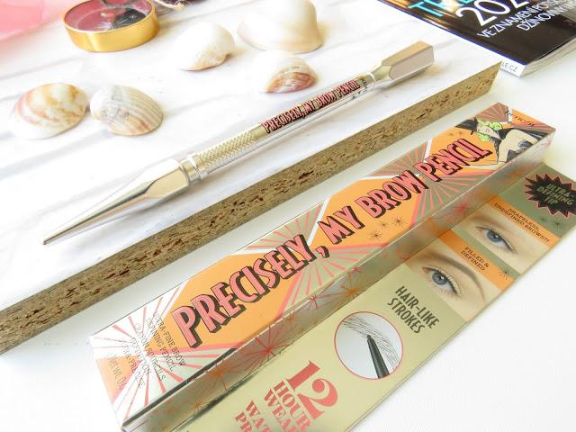 Benefit Precisely My Brow ceruzka na obocie