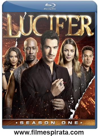 Lucifer 1ª Temporada Completa Torrent – BluRay Rip 720p Dublado (2017)