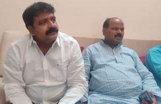 राजद व कांग्रेस की सरकारों ने बिहार को सिर्फ  लूटा:मो. जमा खान  | #NayaSaberaNetwork