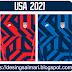 USA Visita 2021-2022 Vector Free Download