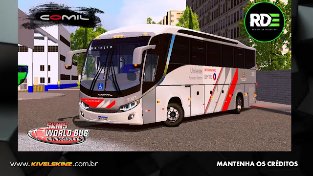 COMIL 1200 4X2 - VIAÇÃO PÁSSARO MARROM