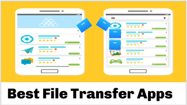 File Transfer Karne Ke Liye Best Apps For Android 2019