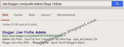 Trik Mencari Blog Zombie