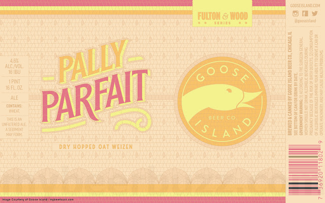 Goose Island Pally Parfait Coming To Fulton & Wood Series Cans