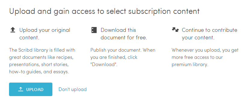 HOW TO: Download SCRIBD Documents 100% FREE | Mabzicle