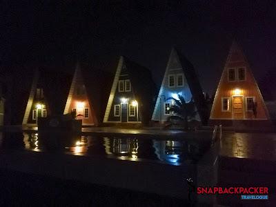 Masbro Village Waktu Malam