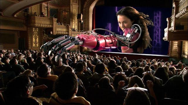 La tecnología 3d en el cine y en casa