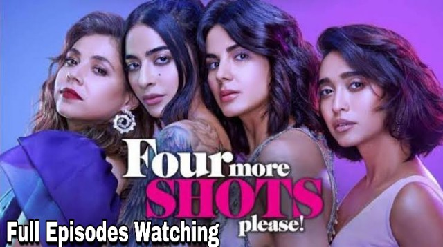 Four More Shots Please Season 1 Full Episodes Watching
