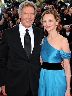 Calista+Flockhart+and+Harrison+Ford+Married