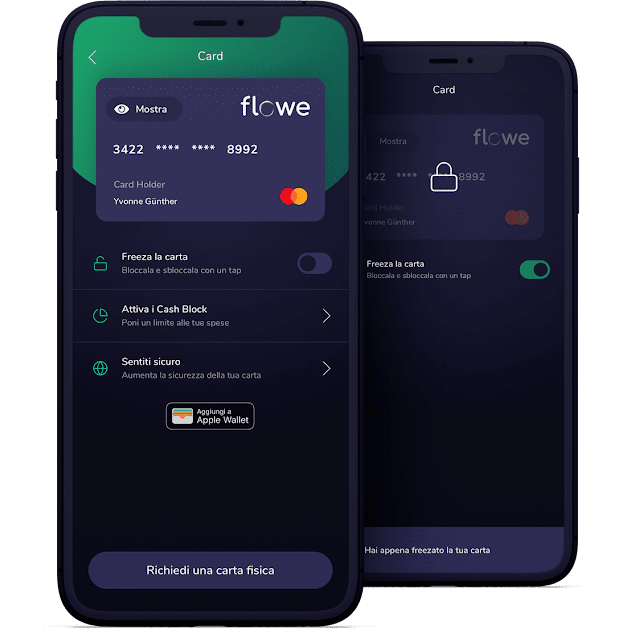 flowe card amazon