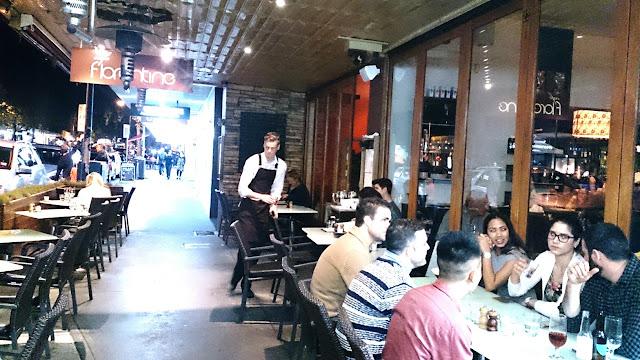 Cafe Florentine, Brighton