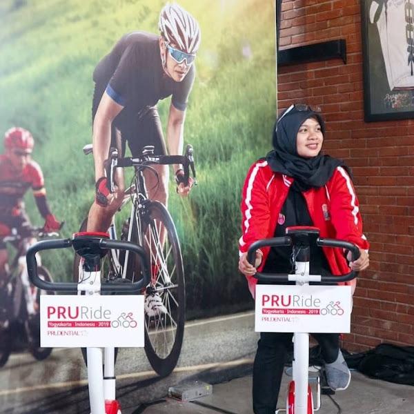 PRURide Indonesia Sportfest Terbesar dan Terlengkap Untuk Mendukung Gaya Hidup Sehat