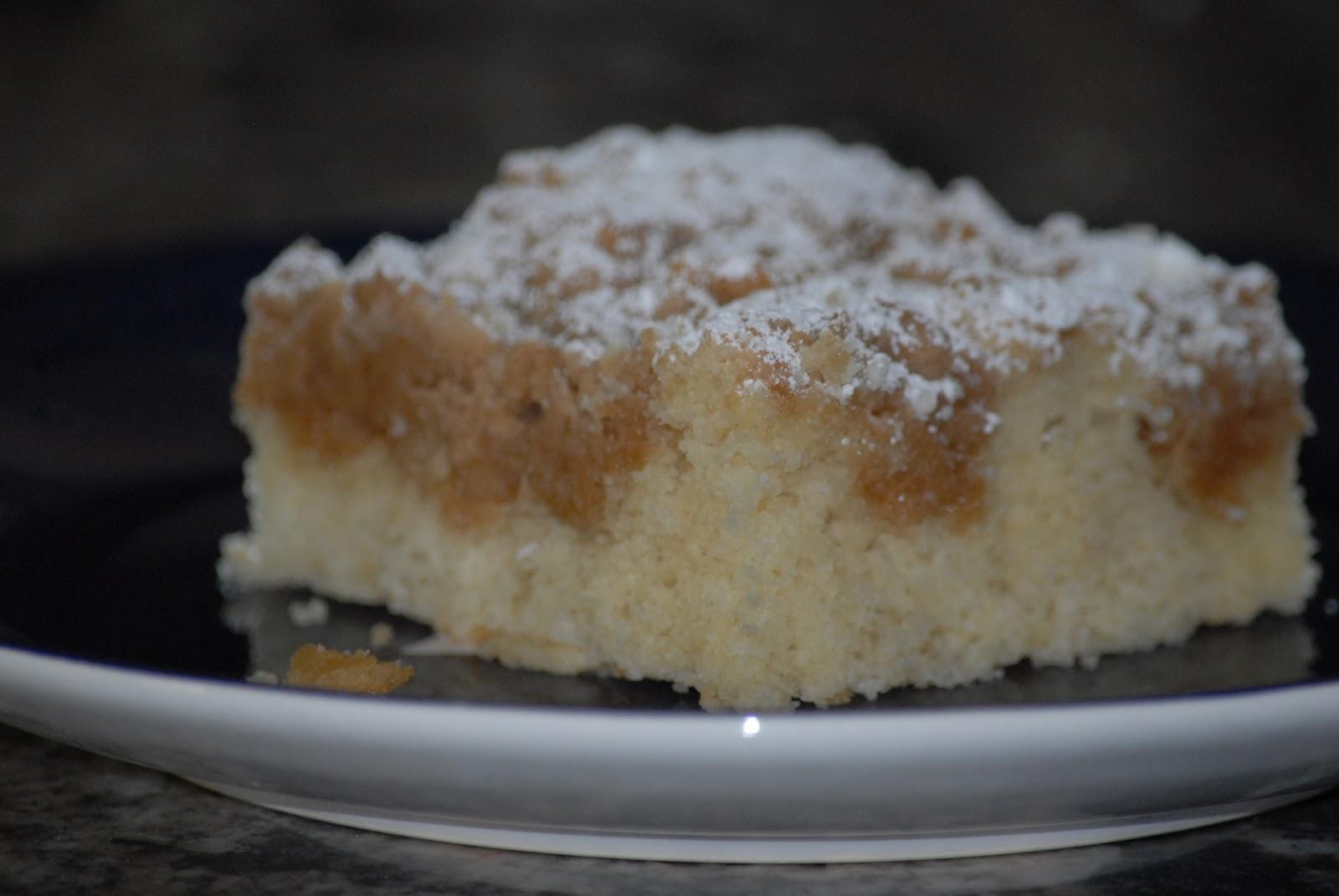 Rue Mouffetard Jersey Crumb Buns Or Crumb Cake To