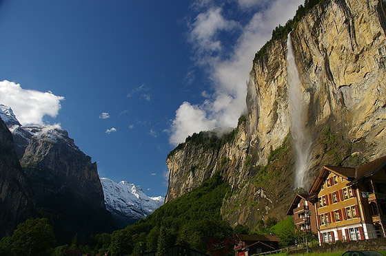 Daftar Air Terjun Tertinggi Di Dunia