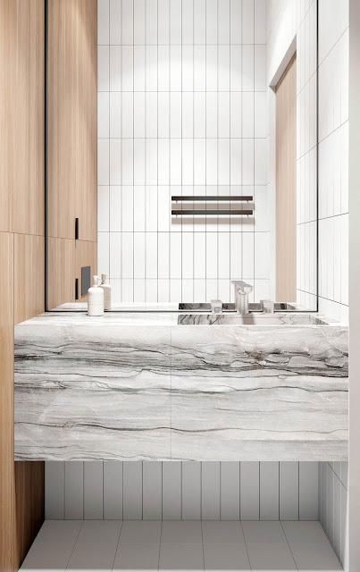 Fish Design Bathroom Tiles