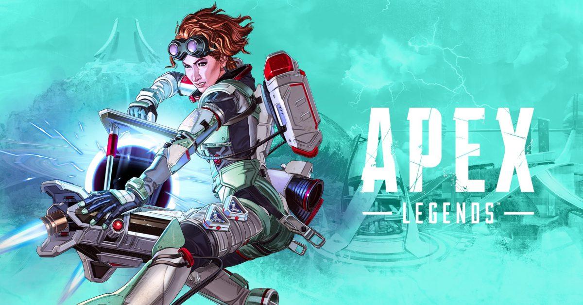 Apex new heroine Horizan