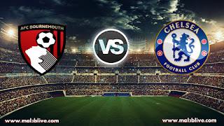 مشاهدة مباراة تشيلسي وبورنموث Chelsea Fc Vs Bournemouth بث مباشر بتاريخ 20-12-2017 كأس رابطة المحترفين الإنجليزية