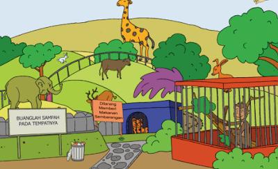 Pergi ke Kebun Binatang www.jokowidodo-marufamin.com