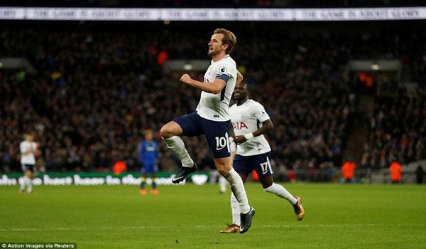 Video Tottenham - AFC Wimbledon: Bắn phá kinh hoàng, ngôi sao rực rỡ