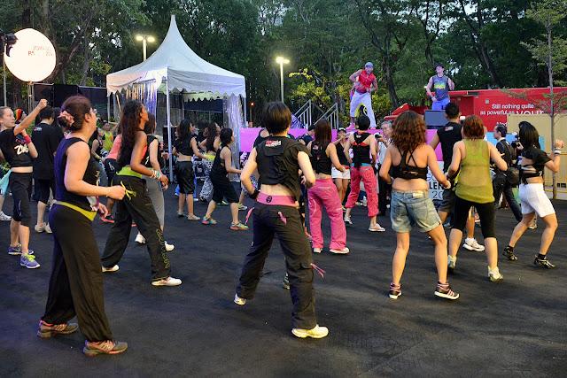 Diễu hành Châu Âu ở Singapore