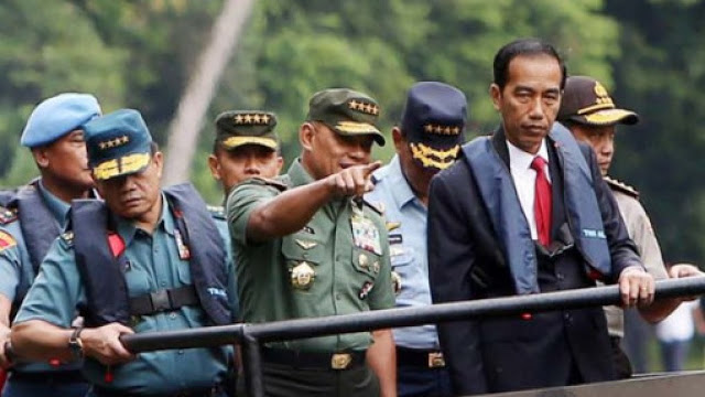 Sejarah Gatot Jadi Panglima TNI, Sempat 3 Kali Tolak Permintaan Jokowi