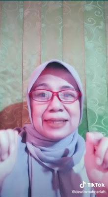 Profil Biodata Dewi Ismah Penyanyi Yamet Kudasi Lengkap IG Instagram, Agama, Umur, Sound Kudasai Viral di TikTok