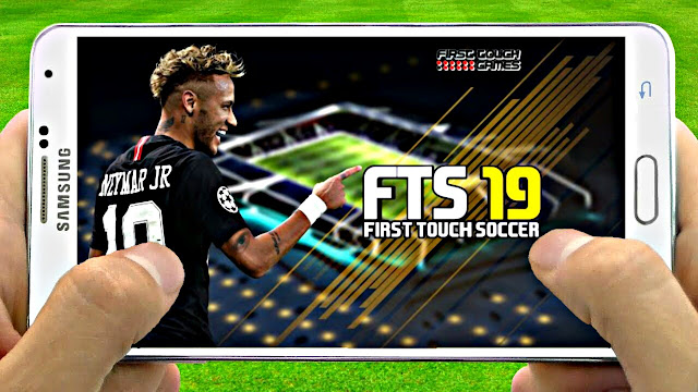 FTS 2019 Android Offline 300 MB Best Graphics First Touch Soccer
