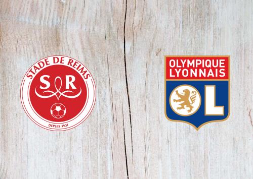 Reims vs Olympique Lyonnais -Highlights 12 March 2021